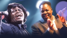 Roy Young. Tribute to James Brown